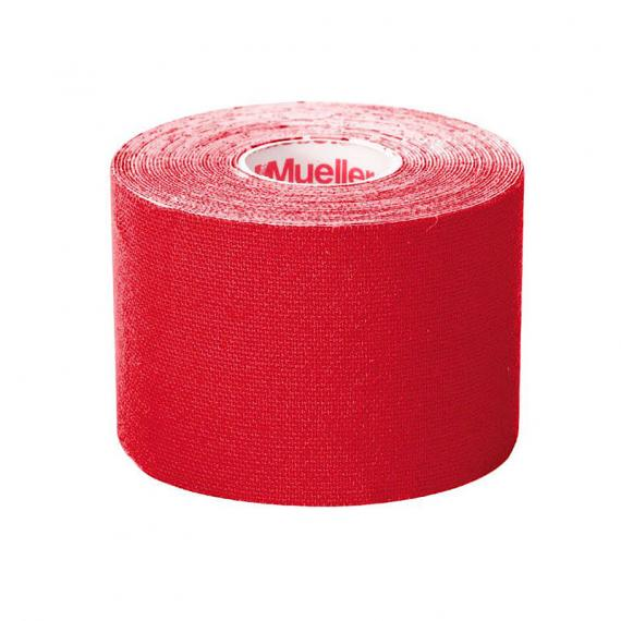 PRE-CUT KINESIOLOGY TAPE RED I-STRIP ROLL